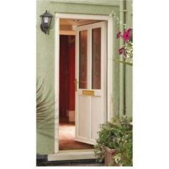 PVC Glazed Doors