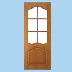 Door glass interior