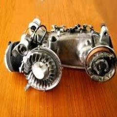 Scooter engine GP200