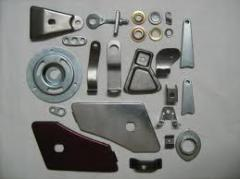 Sheet Metal Pressed Components