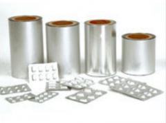 Coldform Blister Aluminium Foil