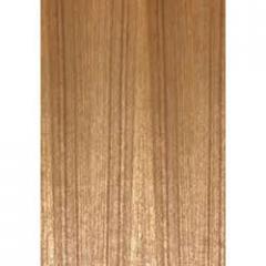 Natural teak veneer