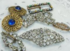 Jewellery buckles