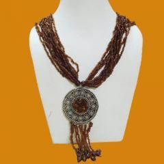 Multi Stranded Designer Necklace