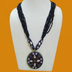 Multi Stranded Fashionable Necklace