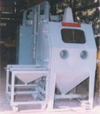 Pneumatic/Air Operated Shot Blasting Machine