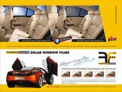 Solar Window Film, 3 Years Warranty