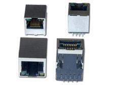 Ethernet and PoE Jacks