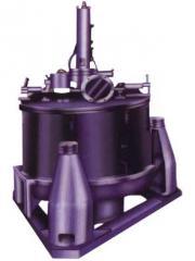 Bottom Discharge Centrifuges