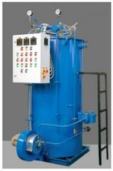Oil/Gas Fired Coil Type Hot Water Generators