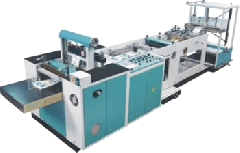 Three side seal Pouch Machines