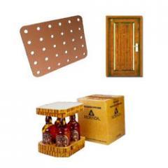 Honeycomb boards