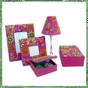 Embroidered Picture Frames