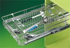 Premium Wire Cutlery Basket