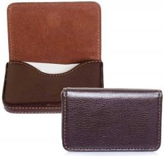 Leather Visiting Cards Holders