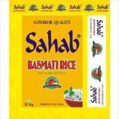 Sahab Basmati Rice