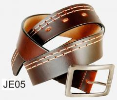 Men's Leather Belts