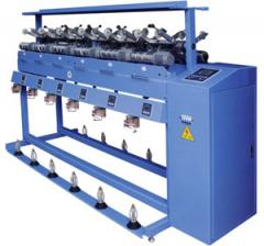 Soft Dye Package Winder (Individual Drives)