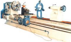 Planner Bed All Geared Heavy Duty Lathe Model Roll
