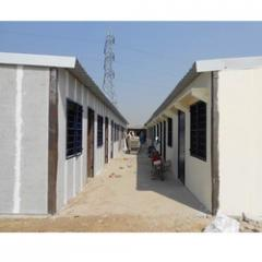 Prefabricated Labour Colony Structure