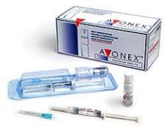 Multiple sclerosis medication, AVONEX
