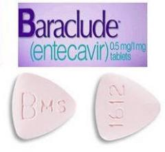 Chronic Hepatitis B,  BARACLUDE