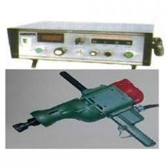 Electrical Tube Expansion Torque Control Panel