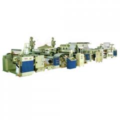 Paper Extrusion Laminating Production Line