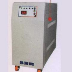 UPS with isolation transformer