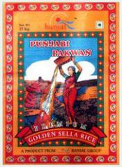 Punjabi Pakwan Premium (Golden Sella Rice)