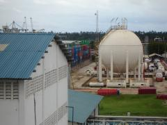 LPG Bottling & Storage Plant