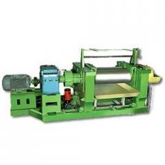 Uni Drive Rubber Mixing Mill With Bush Bearings