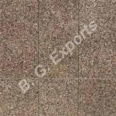 Desert Brown Granite Stones