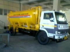 Suction Machine For Sewer Drainage
