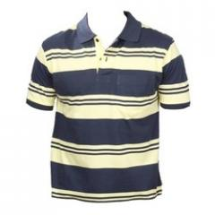Single Jersey polo shirts