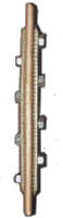 Contact Wire Splice (Toothed Type)