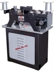 Six pass wire draw machine