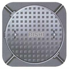 Iron Round Manhole Cover With Frame