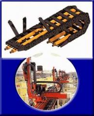 Kabelschlepp Cable Carrier, Cable Drag Chain