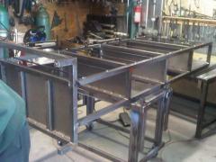 Heavy and Medium Fabrication