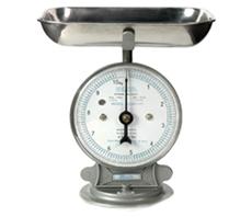 Pedestal Scales