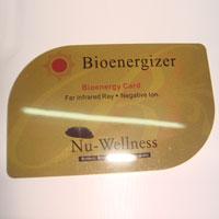 Bio Energizer Card