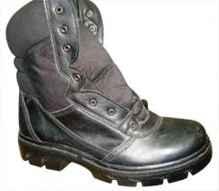 Boots for men, demi-season