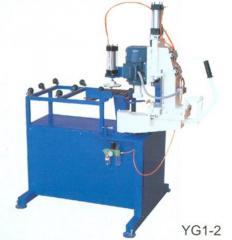 YG 1-2 Glass Corner Edging Machine