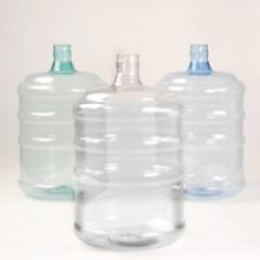 Twenty Litre Pet Jars for Drinking Water