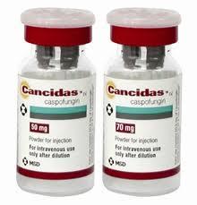 Anti fungus drug, Cancidas