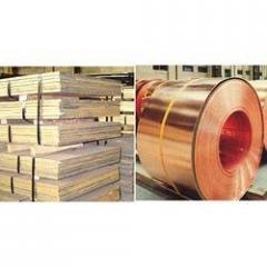 Copper Alloy Plates