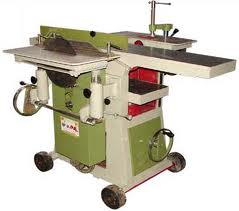 Wood Working Machine With Jeck Side Cutter