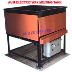 Electric melting tank
