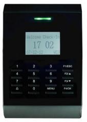 Smart Card Access & Attendance System